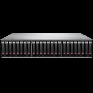 Thiết Bị Lưu Trữ HP MSA 2050 ES SAN DC SFF Storage